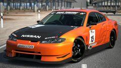 Nissan SILVIA spec-R AERO (S15) RM '02