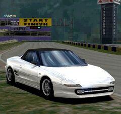 Toyota MR Spider '96