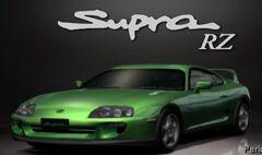 GT3 Supra RZ Peridot Pearl Mica