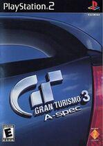 Gran Turismo 3 - A-Spec Cover