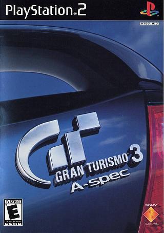 File:Gran Turismo 3 - A-Spec Cover.jpg