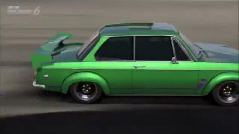 Gran Turismo 6 1973 BMW 2002 Turbo