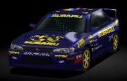 Impreza WRC 1995