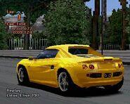 Lotus Elise Sport 190 '98 (GT2) - Rear