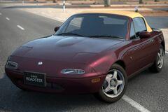 Mazda Eunos Roadster VR-Limited (NA) '95 (GT6)