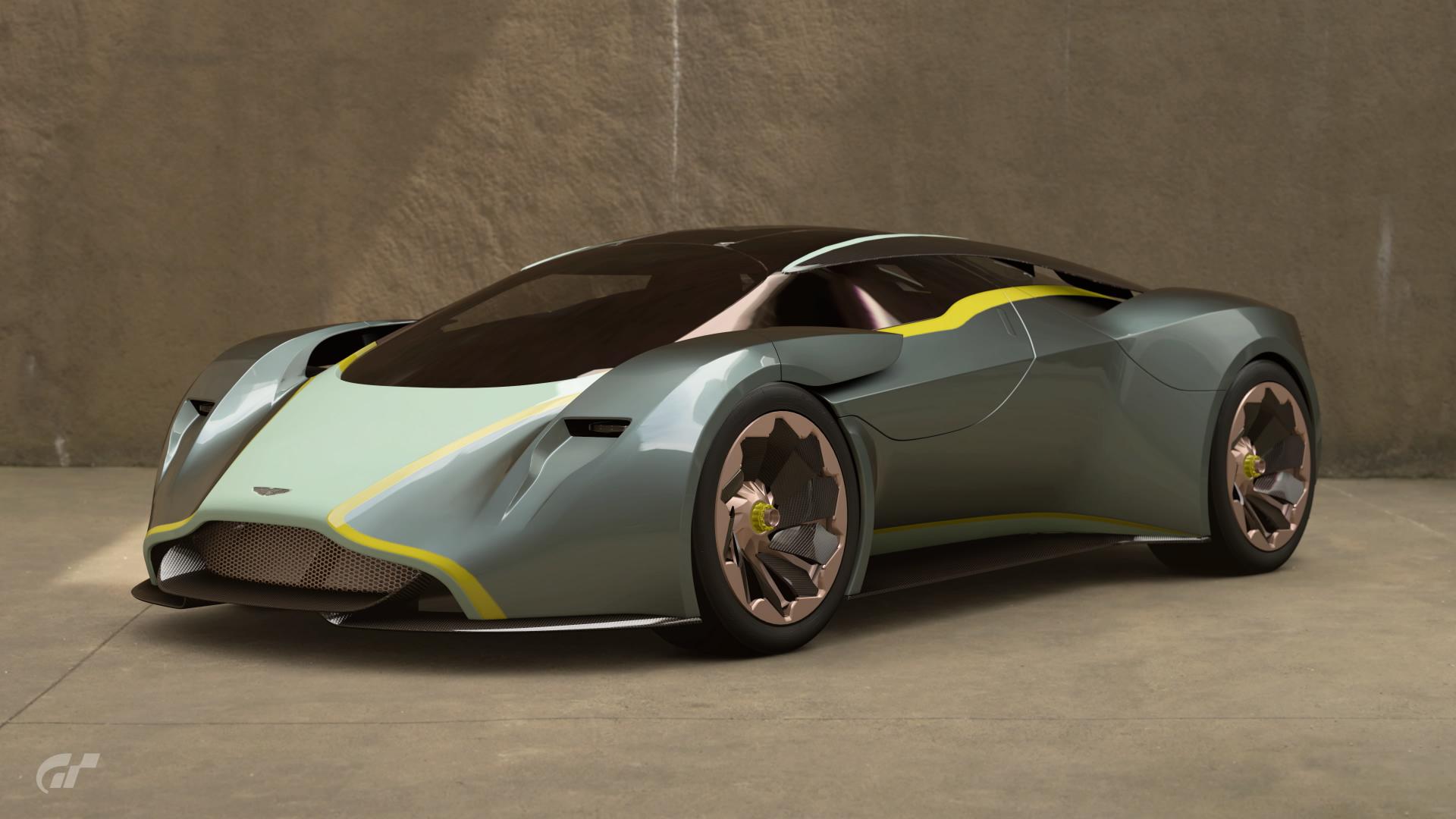 Aston Martin DP Vision Gran Turismo Gran Turismo Wiki FANDOM - Aston martin wiki