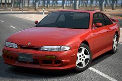 Nissan SILVIA K's AERO (S14) '93