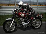 Yamaha SR400 '05