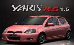 GT3 Yaris RS 1.5 '00 Pink