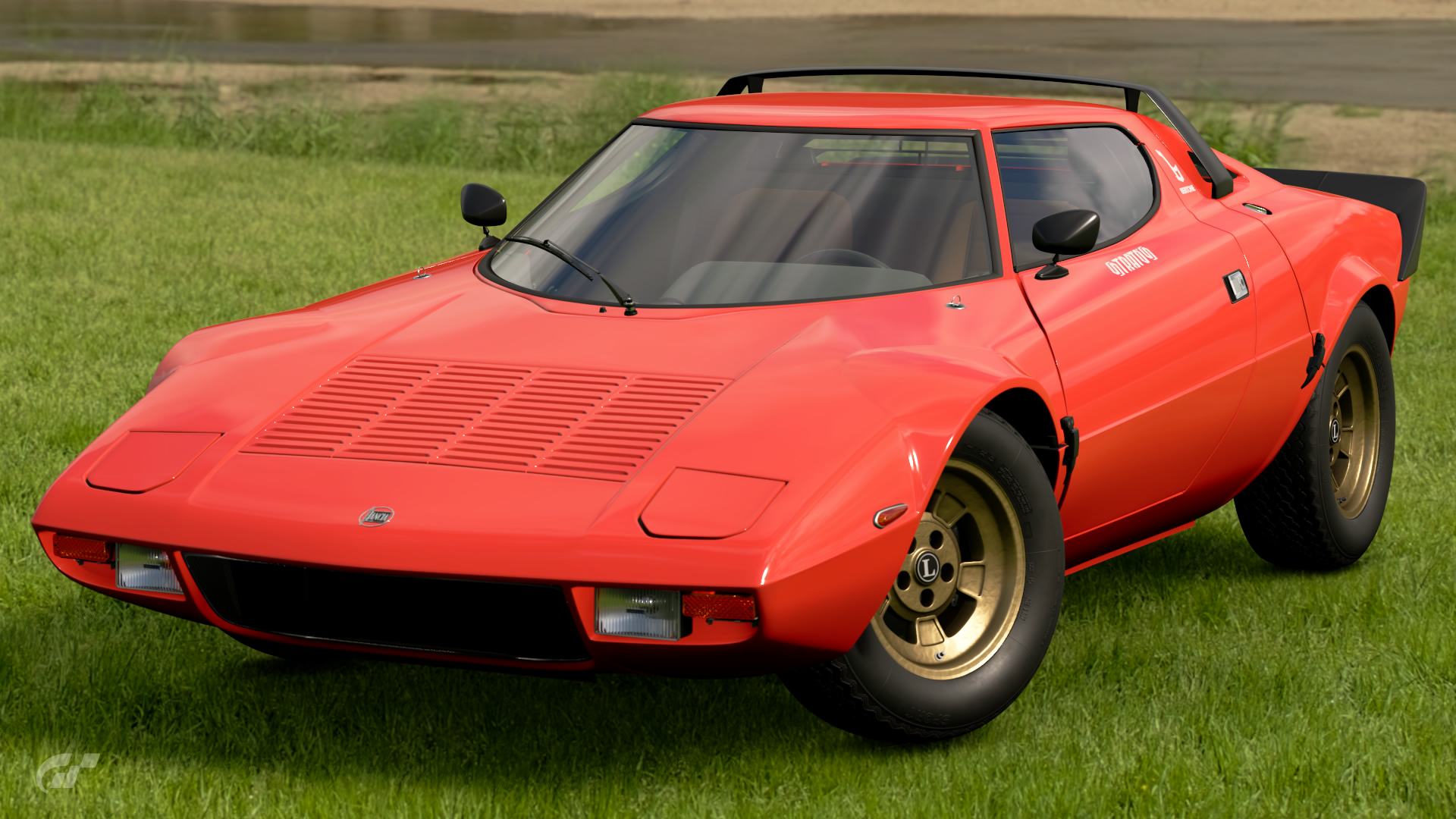 Lancia Stratos 73 Gran Turismo Wiki Fandom Powered By Wikia