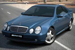 Mercedes-Benz CLK 55 AMG '00