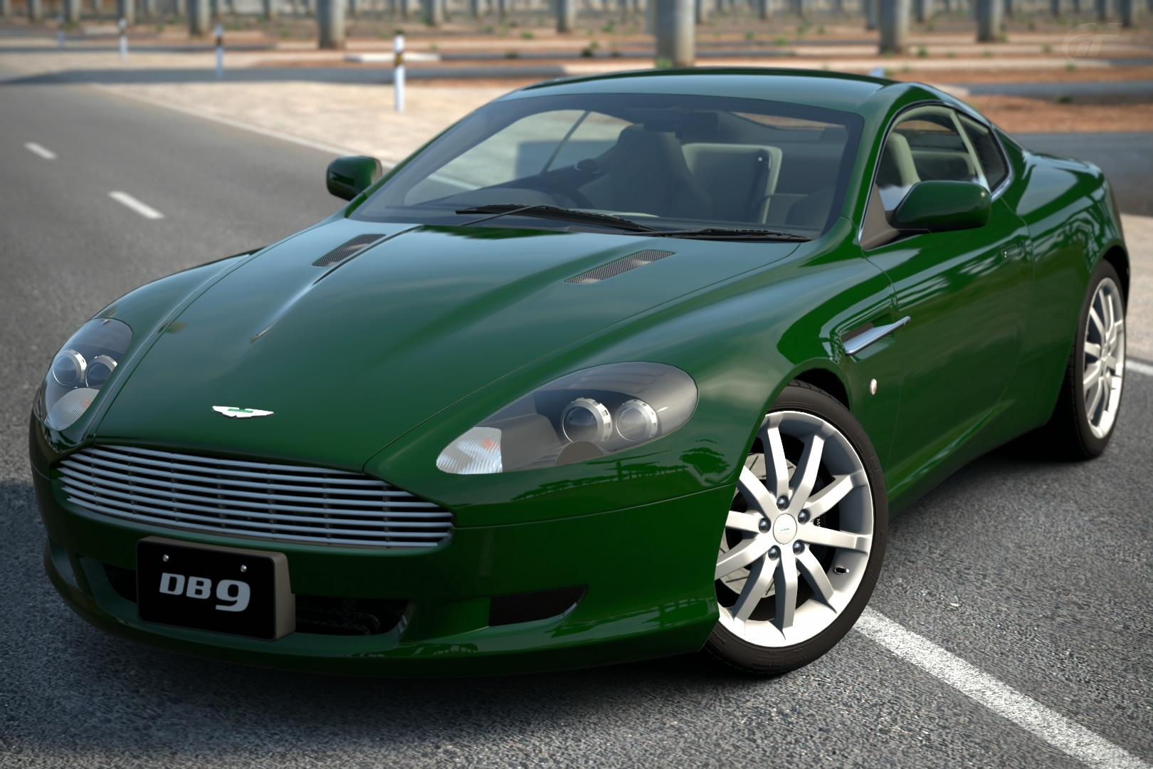 Aston Martin DB9 Coupe U002706