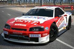 Nissan LOCTITE ZEXEL GT-R (JGTC) '00
