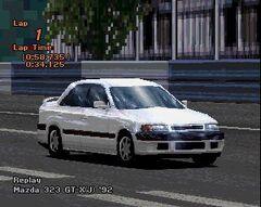 Mazda 323 GT-X '92