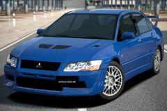 Mitsubishi Lancer Evolution VII GSR '01