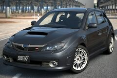 Subaru IMPREZA WRX STI (18inch BBS Wheel Option) '07