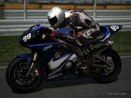 Yamaha YZFR6 RM