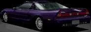 Acura NSX Type S (Back)