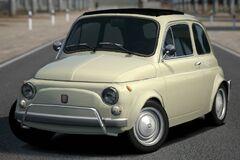 Fiat 500 L '69
