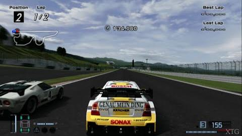 Gran Turismo 4 - Opel Astra Touring Car (Opel Team Phoenix) HD PS2 Gameplay