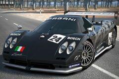 Pagani Zonda LM Race Car