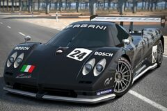 Pagani Zonda LM Race Car