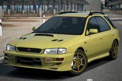Subaru IMPREZA Sport Wagon WRX STi Version VI '99