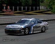-R-Nissan SILVIA Q's (S13) '88 (GT2)