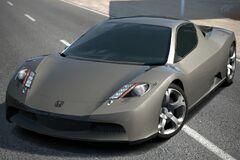 """Honda HSC """"The 37th Tokyo Motor Show Concept Car"""" '03"""