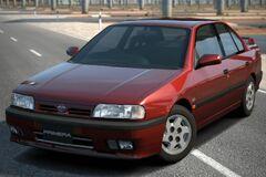 Nissan PRIMERA 2.0Te '90