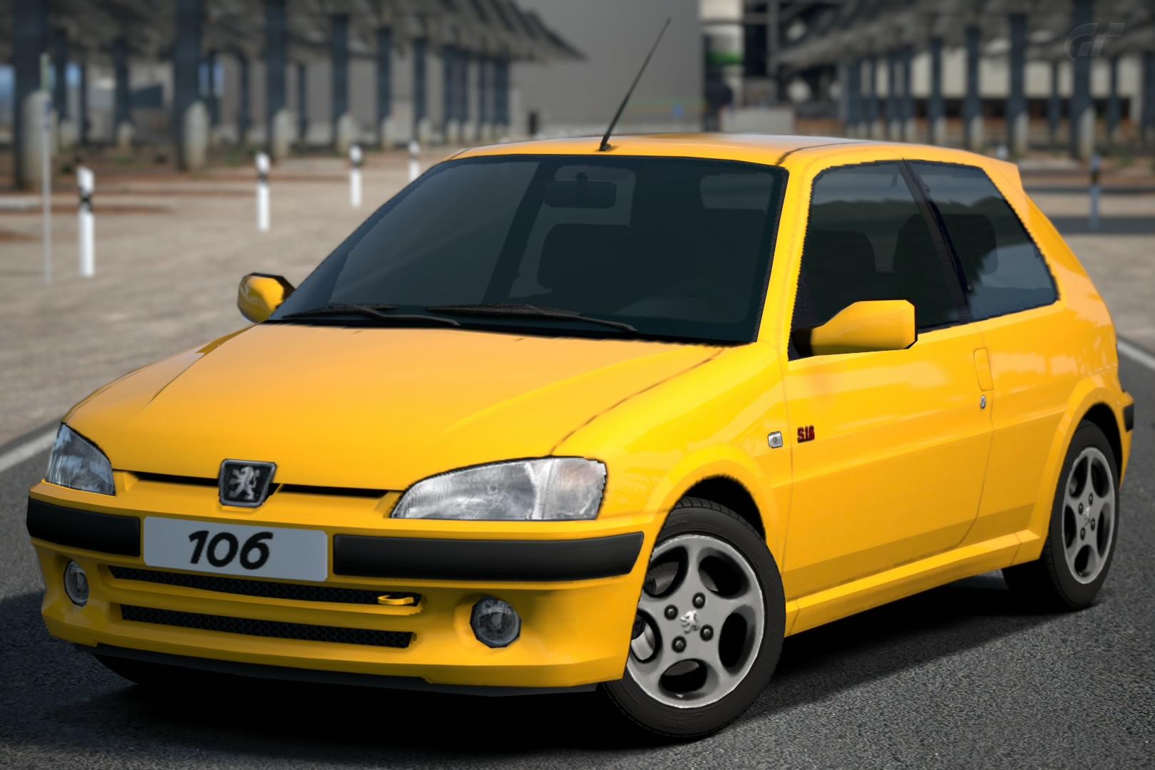 Peugeot 106 S16 '03
