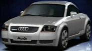 Audi TT Coupe 1.8T quattro '00 (GT3)