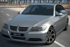 BMW 330i '05 (GT6)