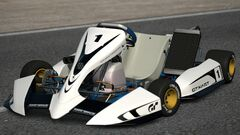 Gran Turismo RACING KART 125 Shifter