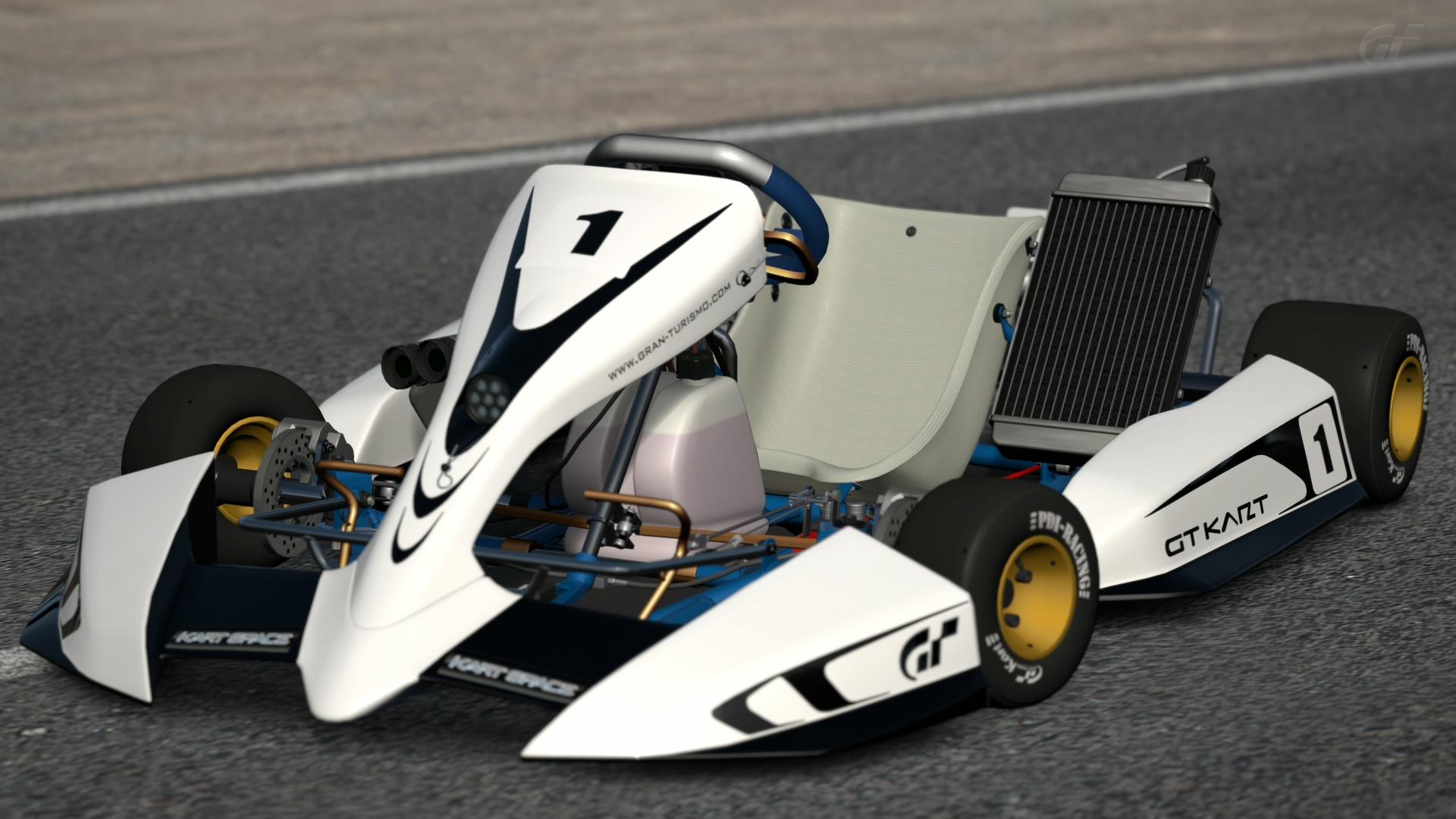 kart 125 shifter gran turismo 6