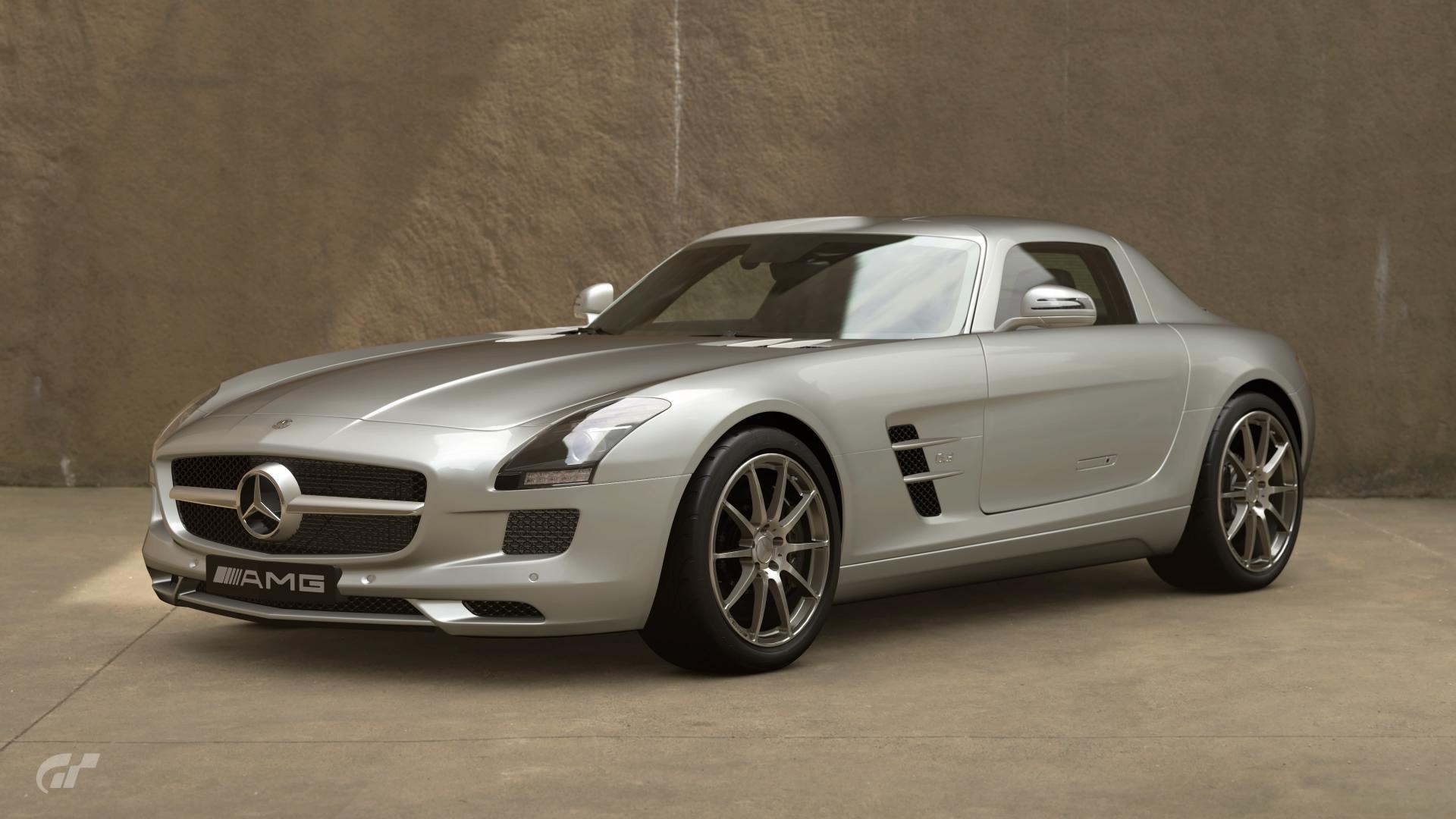Mercedes Benz Seattle >> Mercedes-Benz SLS AMG '10 | Gran Turismo Wiki | FANDOM ...
