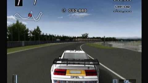 Gran Turismo 4, 199 of 708 cars 1994 Opel Calibra Touring Car
