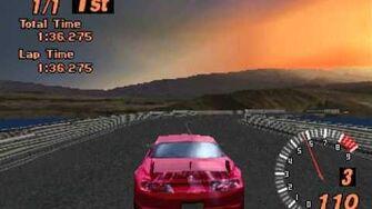 Gran Turismo 2 Demo - Monte Carlo