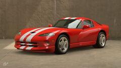 Dodge VIPER GTS '02