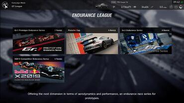 Gran Turismo®SPORT E League