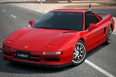 Honda NSX Type S Zero '97