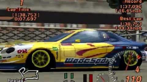 Weds Sport Toyota Celica GT '99 - Gran Turismo 2