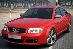 Audi RS 6 '02