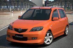 Mazda DEMIO SPORT '03 (GT6)