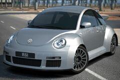 Volkswagen New Beetle RSi '00