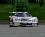 GT2 Prerelease - Mercedes-Benz CLK GTR