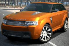 Land Rover Range Stormer Concept '04