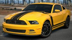 Ford Mustang Boss 302 '13
