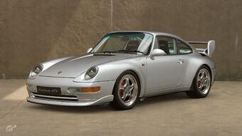 Porsche 911 Carrera Rs Club Sport 993 95 Gran Turismo Wiki Fandom