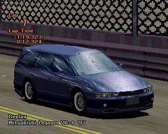 Mitsubishi LEGNUM VR-4 Type S '97
